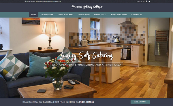Howburn Holiday Cottages