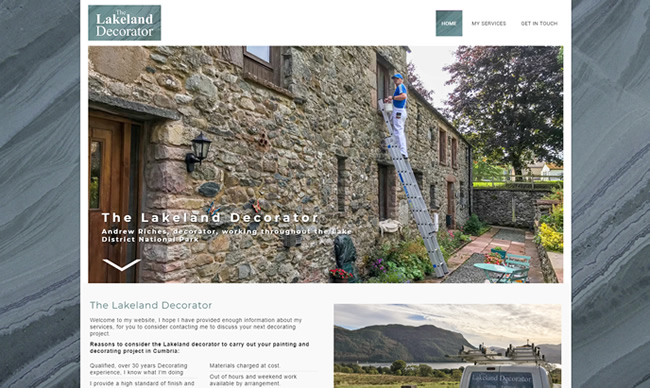 The Lakeland Decorator